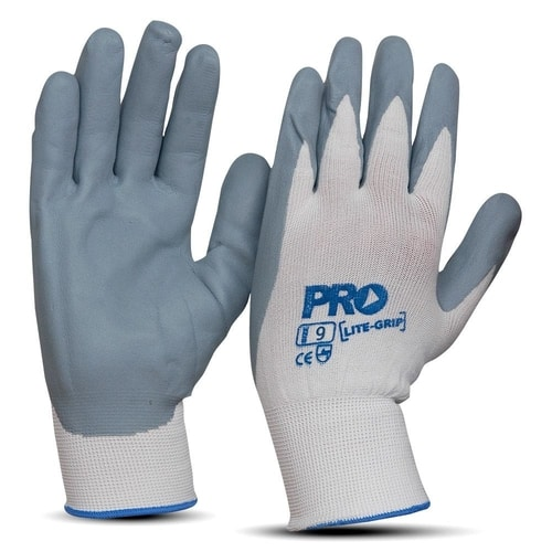 pro-choice lite-grip nylon-liner foam