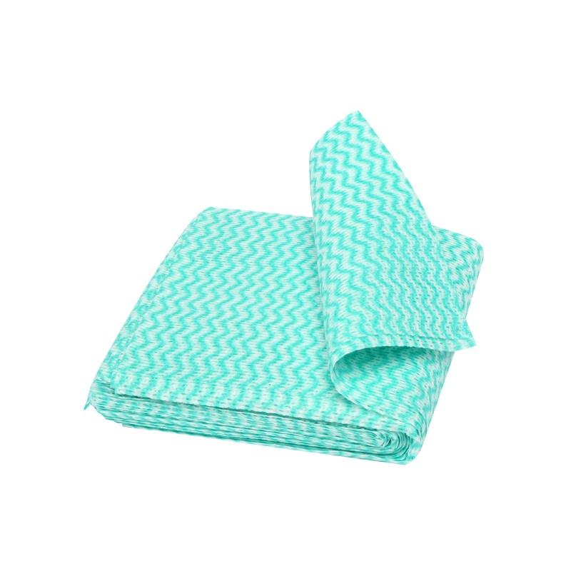 chux regular green cloths