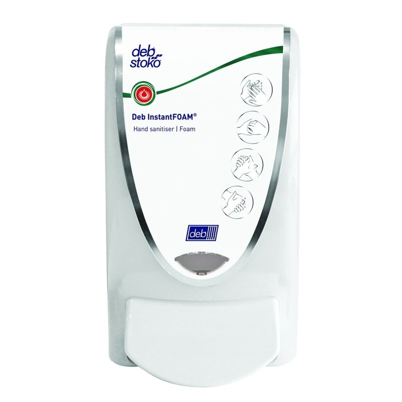 deb instant foam hand sanitiser