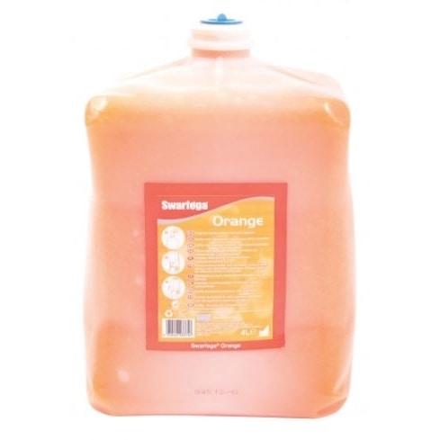 deb orange cream no pumice