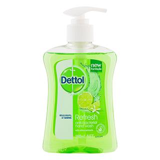 dettol antibacterial healthy touch handwash