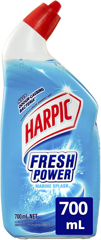 harpic fresh power marine splash