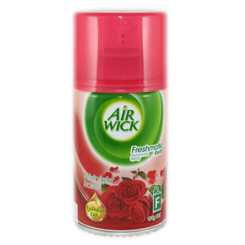 airwick freshmatic midnight rose