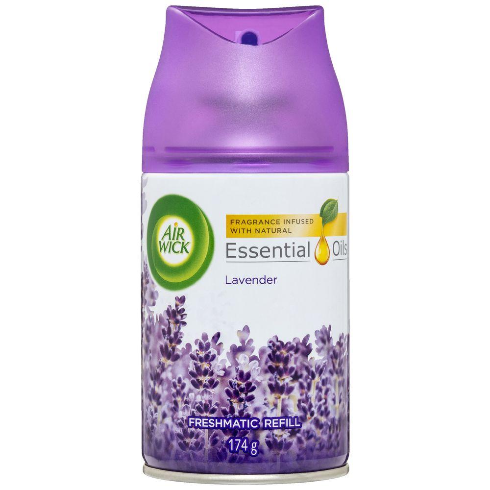 airwick freshmatic refill lavender