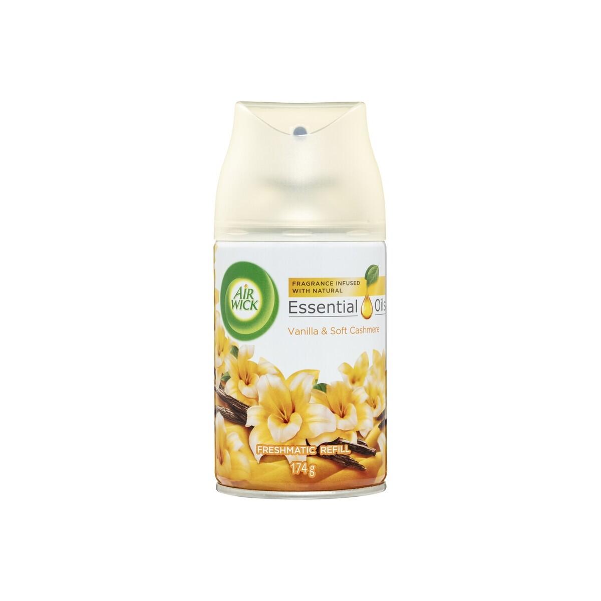 airwick freshmatic refill vanilla