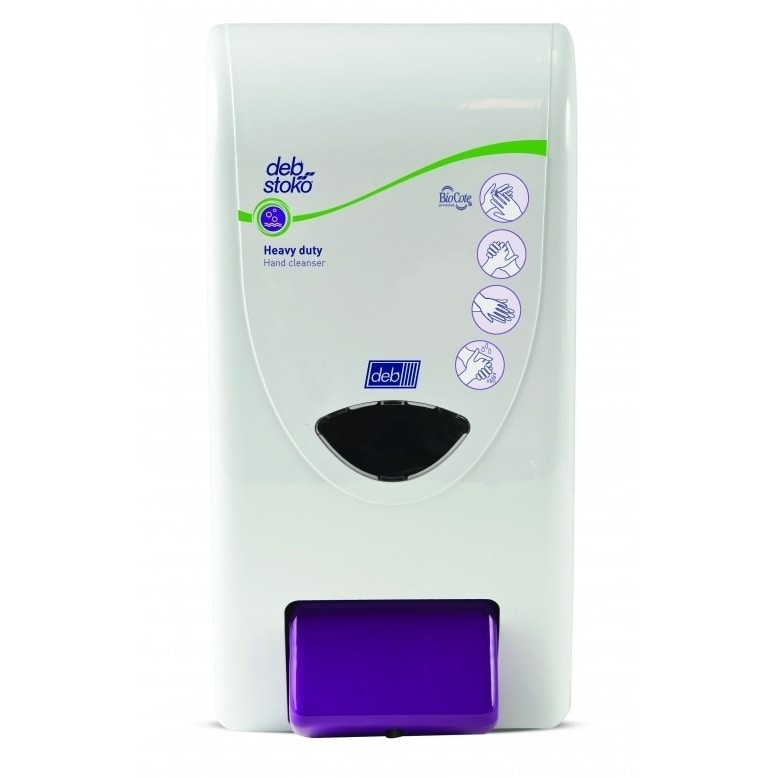 deb cleanse heavy 4l dispenser