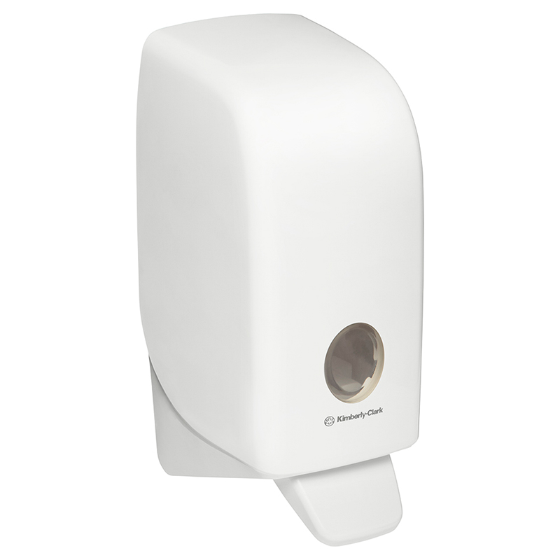 kimberly clark hand cleanser dispenser