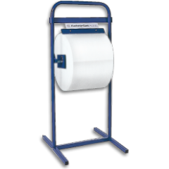 kimberly clark roll stand dispenser