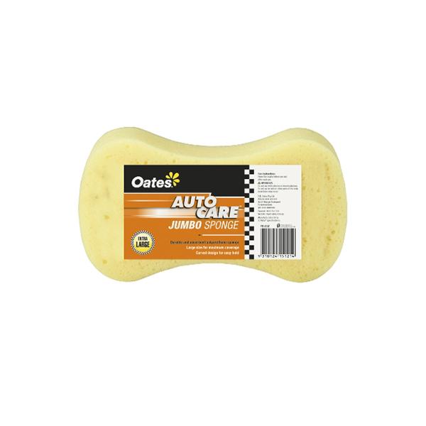 oates jumbo auto sponge