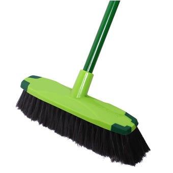 sabco polished floor broom