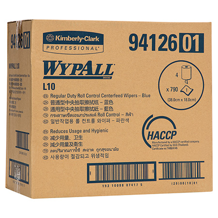 wypall l10 centrefeed roll wiper