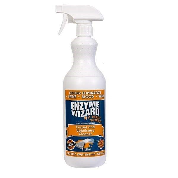 enzyme wizard carpet cleaner