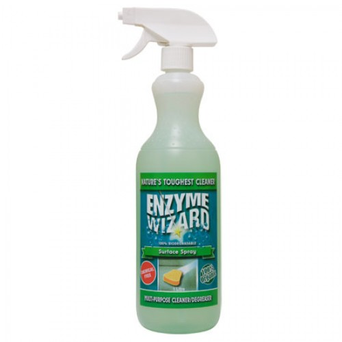 enzyme wizard surface spray