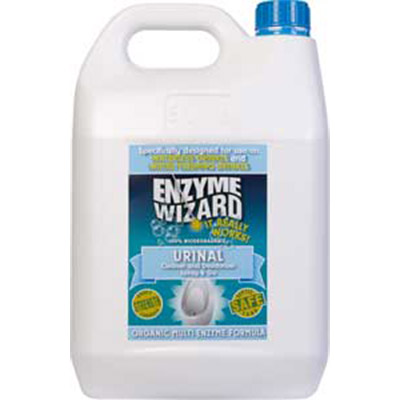 enzyme wizard urinal waterless cleaner