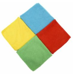 microfibre cloth cleaning supplies