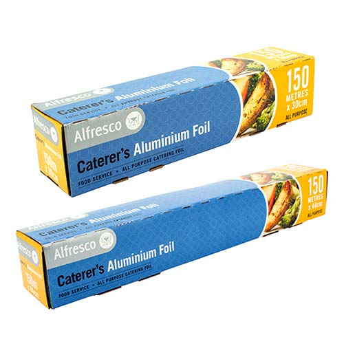alfresco caterers commercial aluminium foil