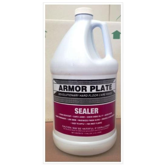 armor plate sealer