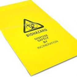 Clinical Waste & Bio Hazard Bin Liners