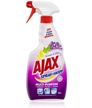ajax spray lavender