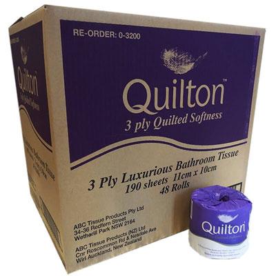 ABC Quilton Premium Toilet Paper