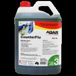 counter flu disinfectant antibacterial detergent