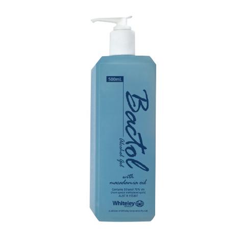 bactol antibacterial hand gel