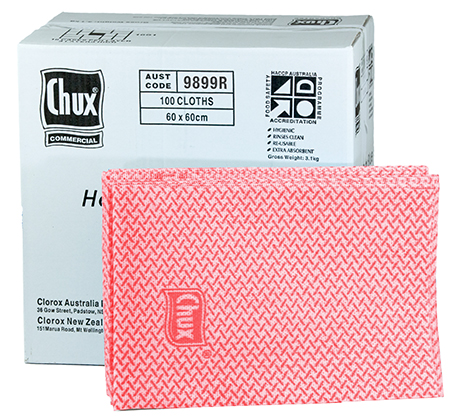 chux cleaning cloth