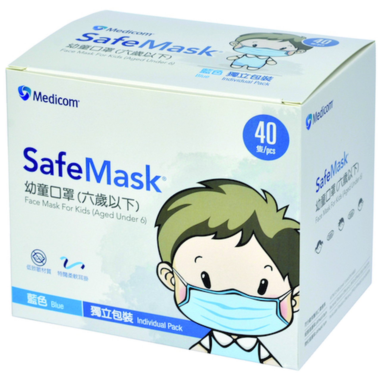 safe mask medicom